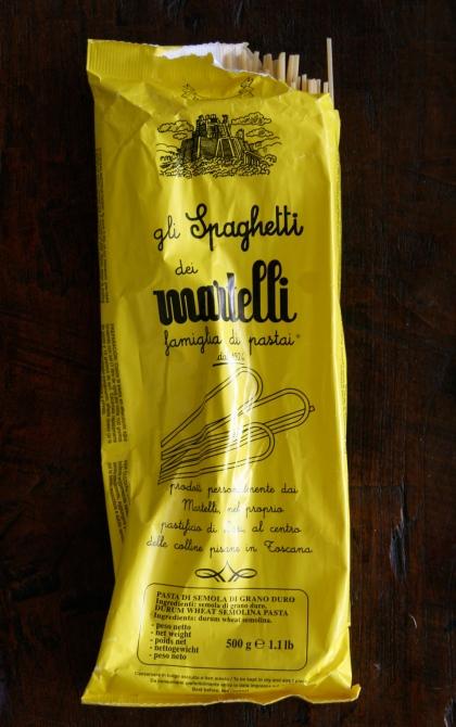 Martelli pasta