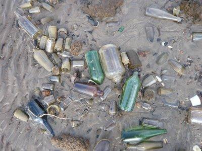 beach junk