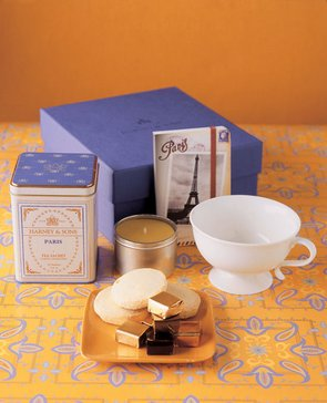 paris tea gift