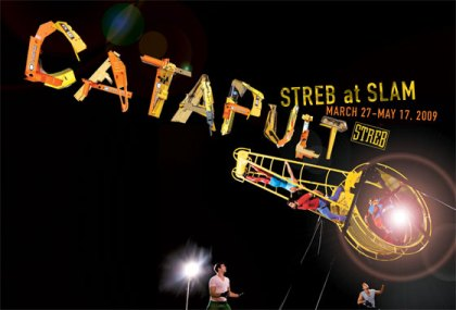 catapult at streb