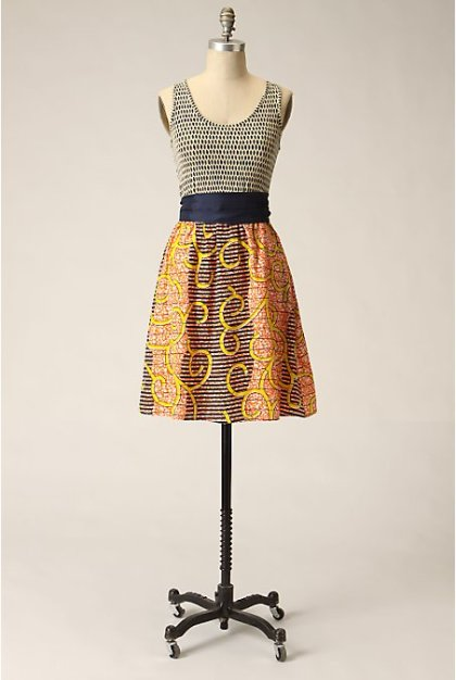 """flight of the bees"" dress"