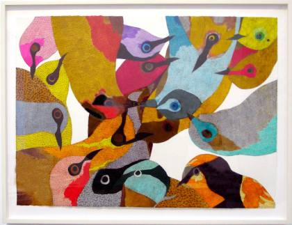Neil Farber Untitled Birds