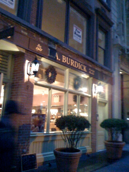 burdicks